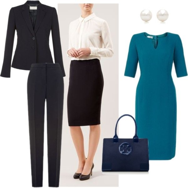 women's formal business wear