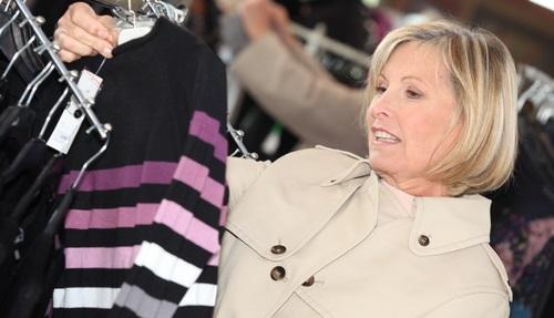 strategic clothes shopping