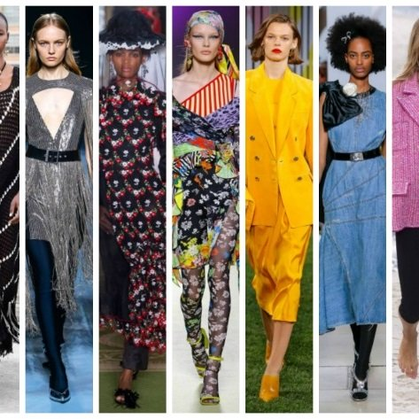 current fashion trends for spring & summer 2019