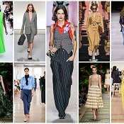 current fashion trends for spring & summer 2020
