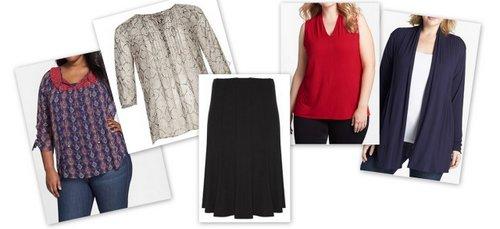 dressing modern apple skirt with tops