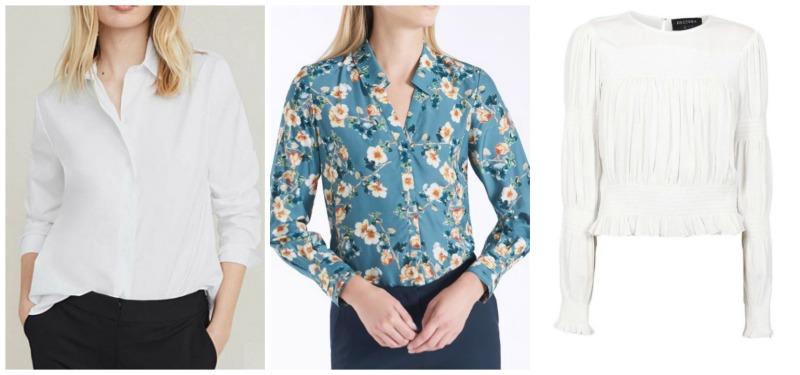 natural fibres and tops examples of shirts
