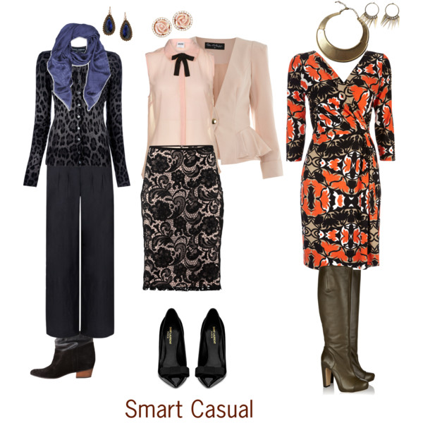 smart casual clothes