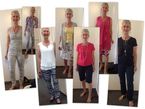 some of jan's new outfits