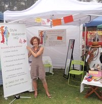 stall at mona vale market