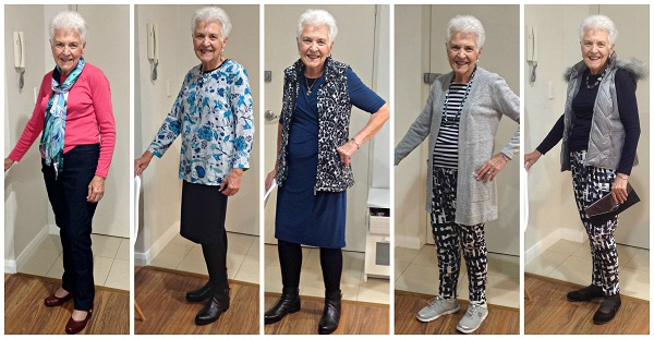 Ruth style transformation autumn winter outfits