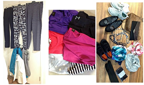 Ruth style transformation travel packing