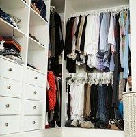create a wardrobe that works