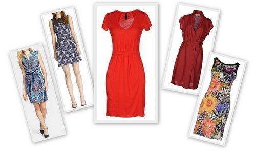 stylish summer pear dresses