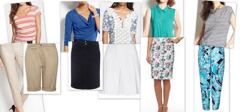 stylish summer pear outfit ideas