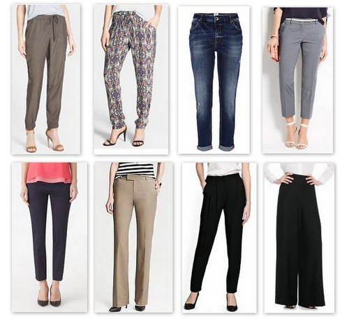spring summer fashion trend 2014 pants