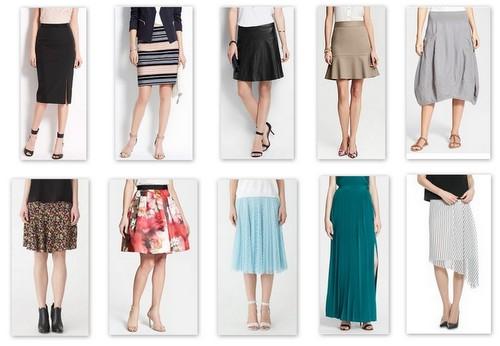 spring summer fashion trend 2014 skirts