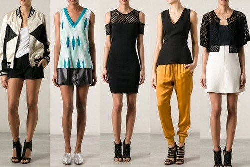 spring summer fashion trend 2014 sports luxe