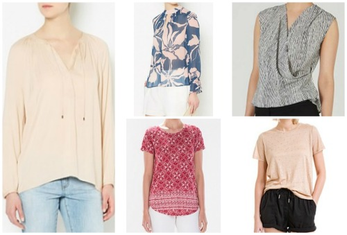 strong spring summer fashion trend tops 2016