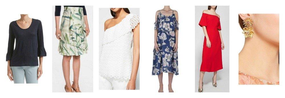 spring summer fashion main trends 2017/18 Australia