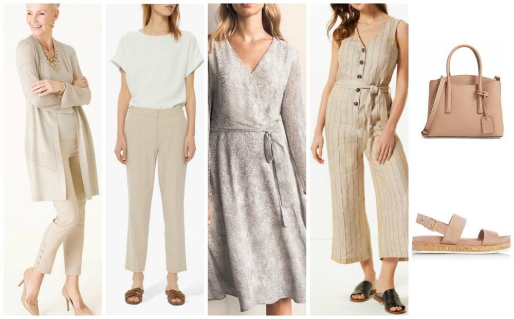 spring summer fashion trends 2019 beige