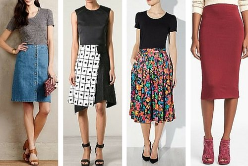 spring summer fashion trends skirts