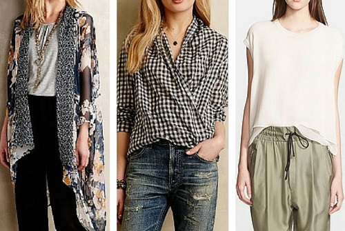 spring summer fashion trends tops