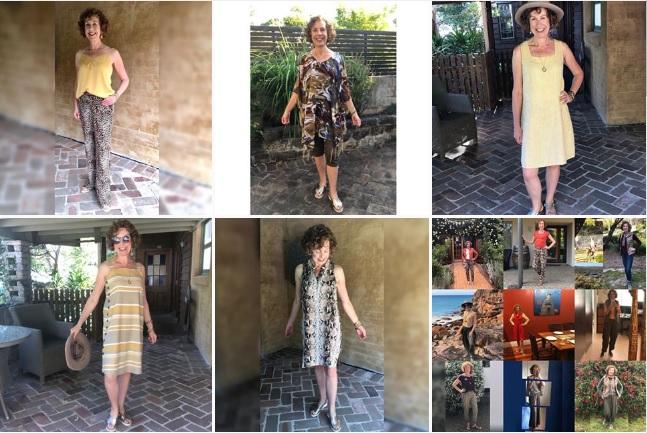 wardrobe planning inspiration
