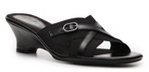 what to wear to evening wedding - low heeled black sandal
