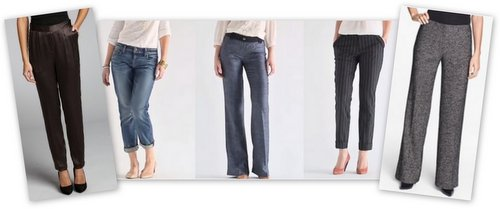 fall winter fashion trend pants