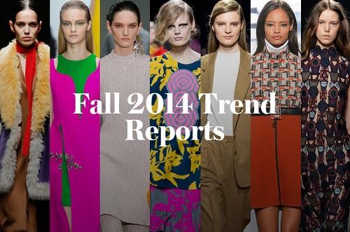 fall winter fashion trends 2014/15