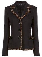 winter fashion leather jacket