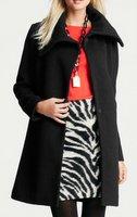 winter fashion oversized coat