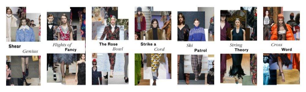 fall & winter fashion trends 2017-18