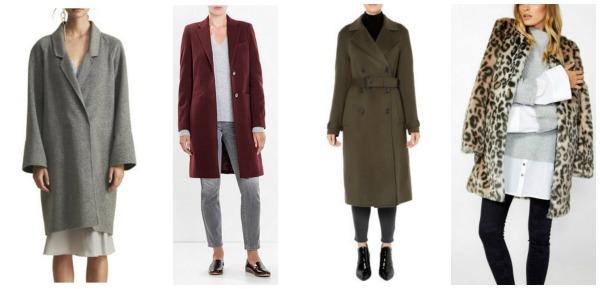 Autumn Winter Fashion Trends Coats