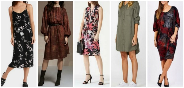 Autumn Winter Fashion Trends Dresses