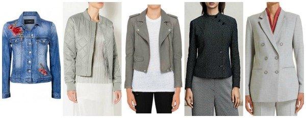 Autumn Winter Fashion Trends Jackets