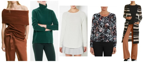 Autumn Winter Fashion Trends Knits