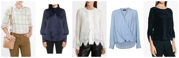 Autumn Winter Fashion Trends Tops