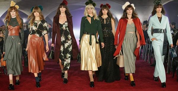 Autumn Winter Fashion Trends 2017 Australia