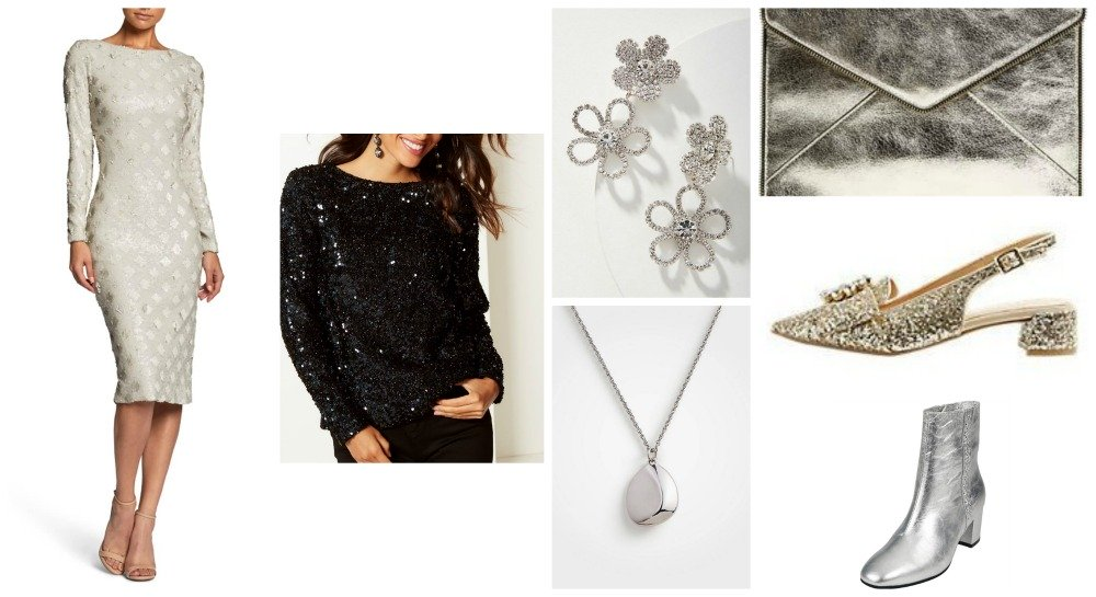 fall winter fashion trends 2018-19 3d sparkle