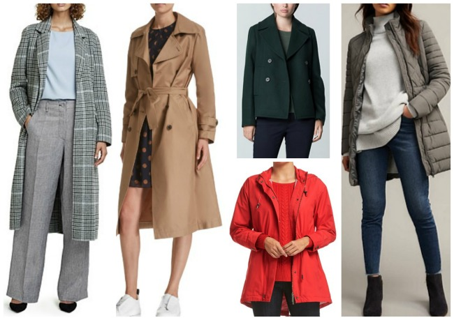 autumn winter fashion trends 2018 Australia & NZ coats