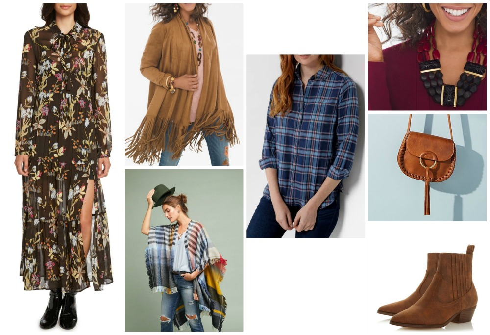 fall winter fashion trends 2018-19 western