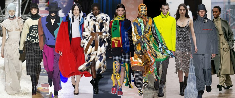 fall winter fashion trends 2018-19