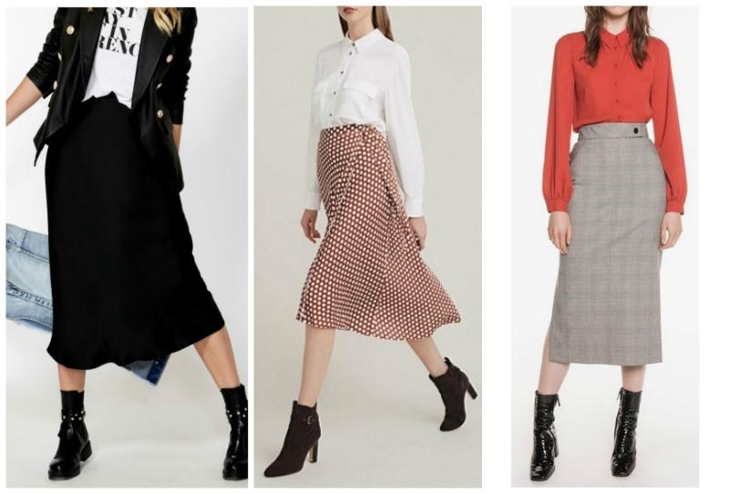 autumn winter skirt fashion trends 2019 Australia & NZ