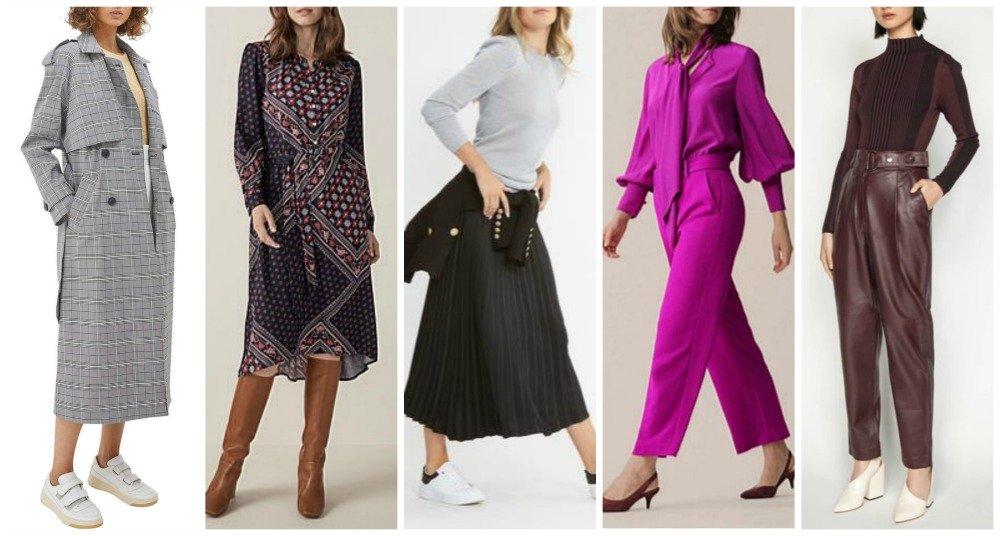 autumn winter fashion trends 2020 Australia & NZ