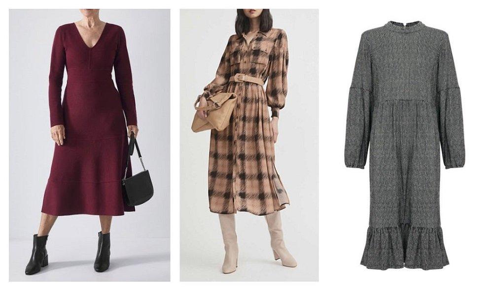 autumn winter 2021 fashion trends australia dresses