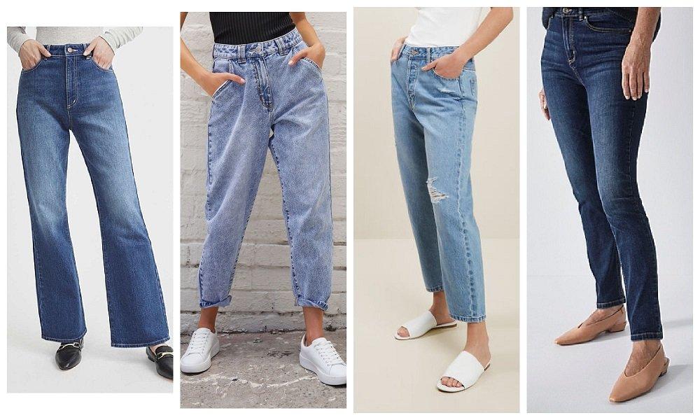 autumn winter 2021 fashion trends australia jeans