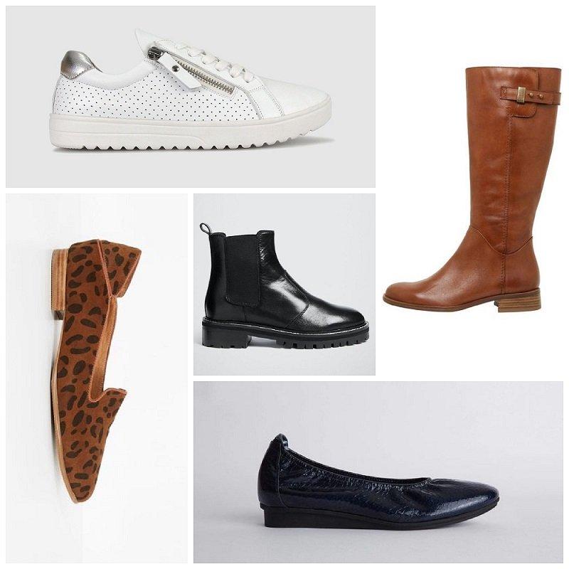 autumn winter 2021 fashion trends australia shoes