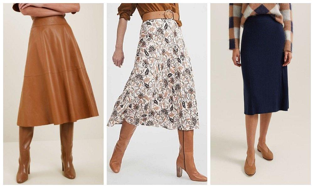 autumn winter 2021 fashion trends australia skirts