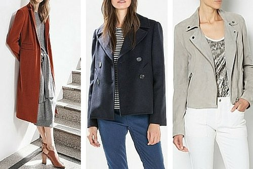 autumn winter fashion trends coats & jackets