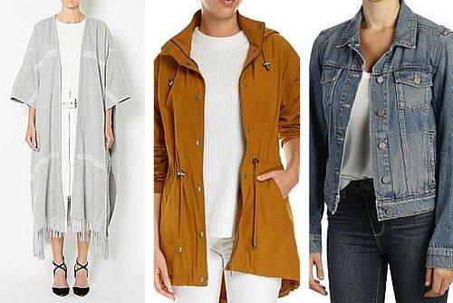 autumn winter fashion trends coats & jackets