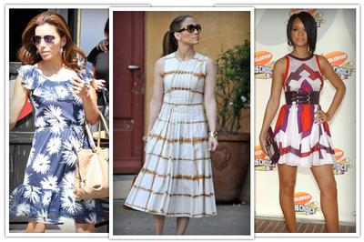 What dress style will look beautiful on my short pear shaped body?